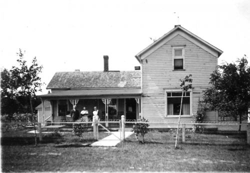 Harrisville Cuyler Home
